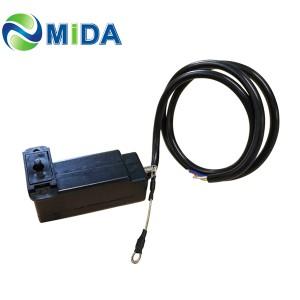 Electromagnetic Lock V4Z-DSI-EL For IEC 62196-2 Type 2 Socket Actuator